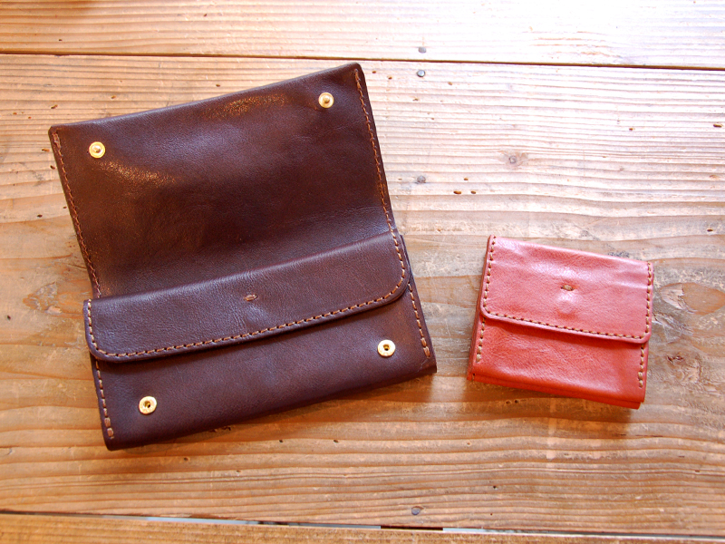 GS-35と小型財布