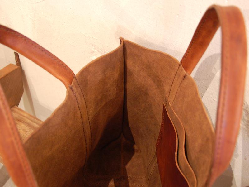 外縫い特有の内側