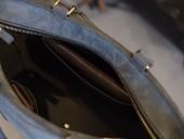 ファスナータイプの2wayトート 内ポケット2