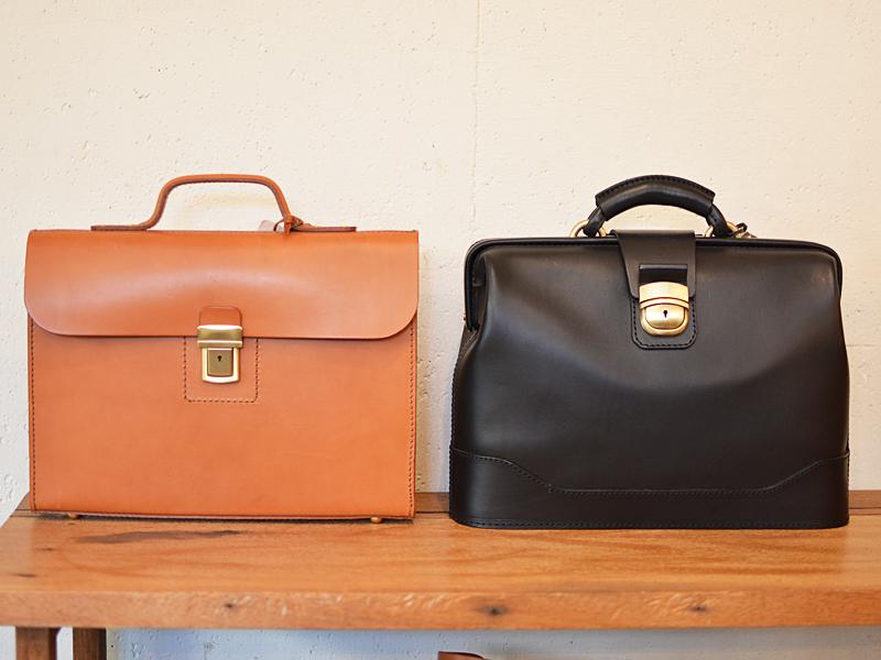 書類鞄&オーバルダレス