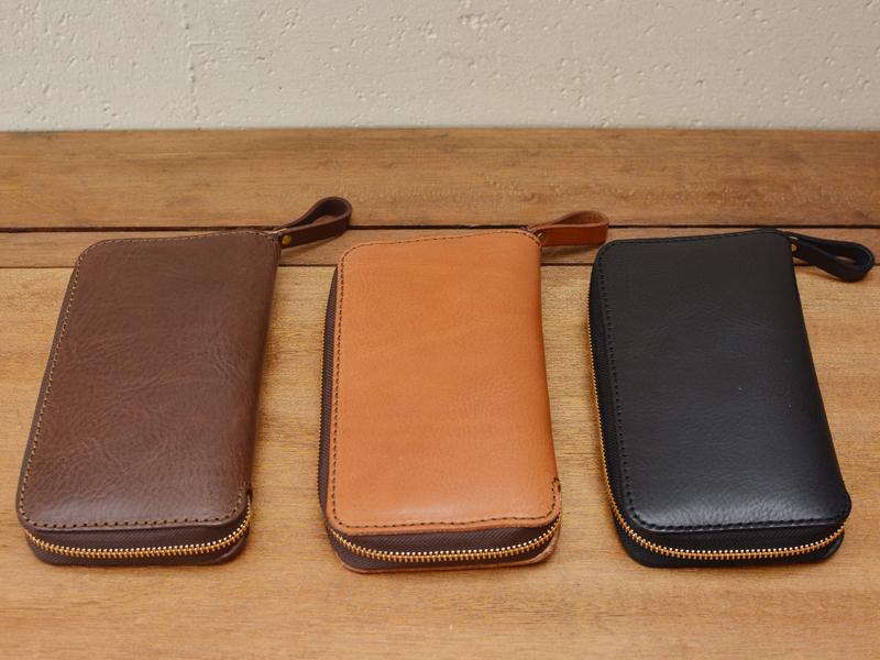長財布 ビッグサイズ カラー