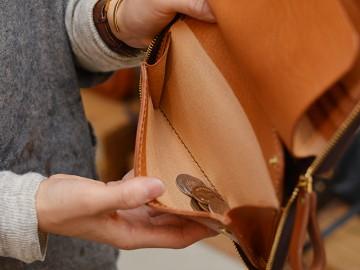 長財布 ビッグサイズ 小銭入れ