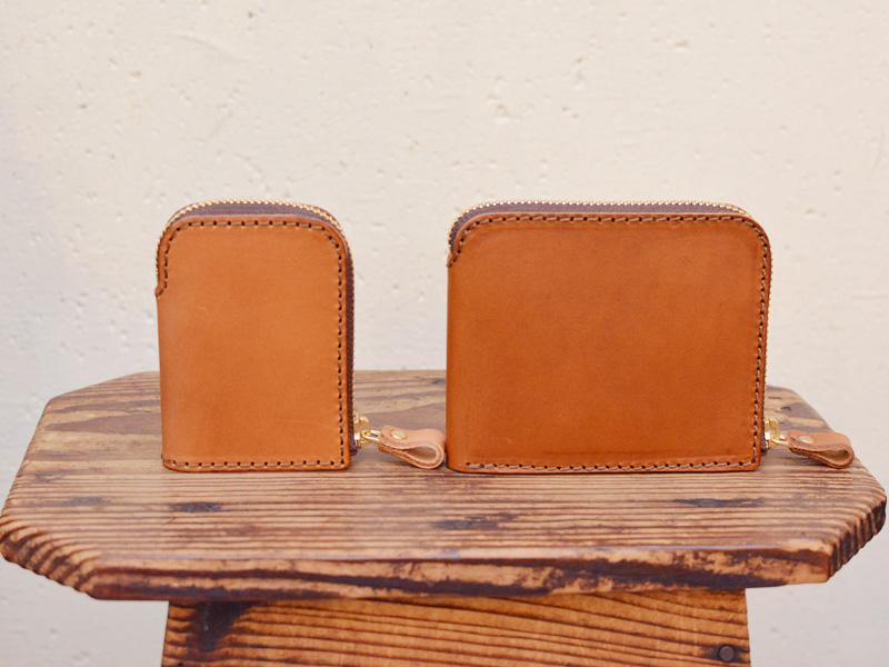 キーケース 二つ折り財布