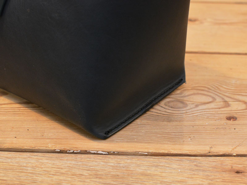 型紙トート マチ