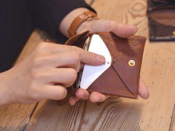 旅モノ財布 カード入れ