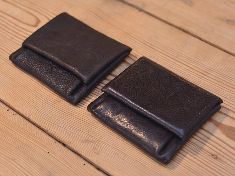 旅モノ財布 使用中