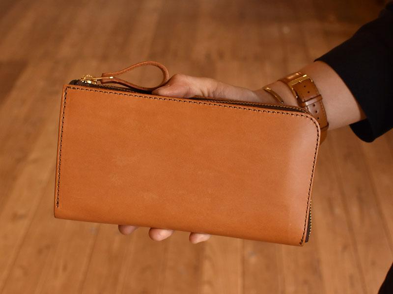 ダコタの大きめ長財布
