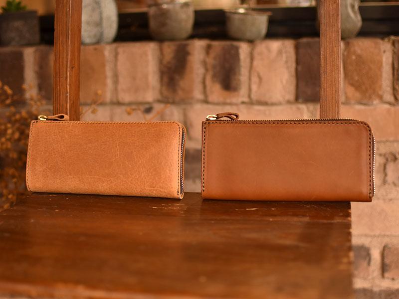 長財布(GS-27)の比較