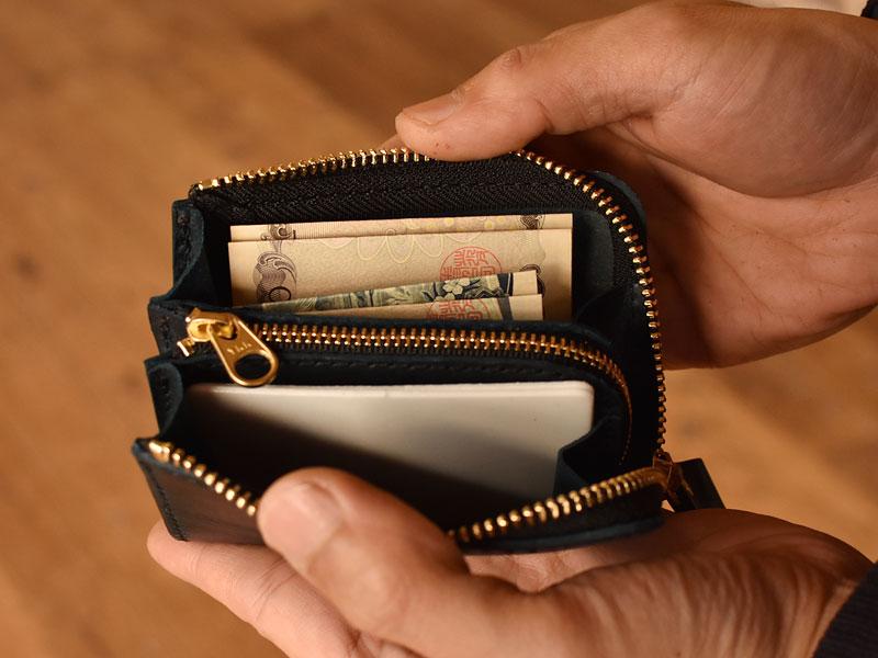 ポケットマルチケース(GS-32)特別仕様 お札収納