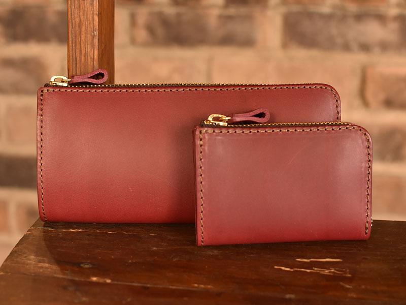 特別仕様の長財布とマルチケース