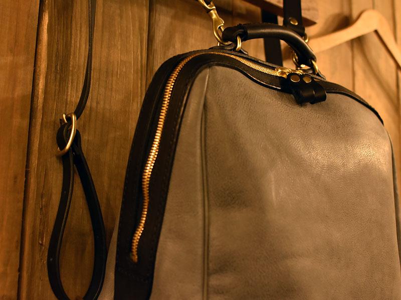 シビラで作った鞄