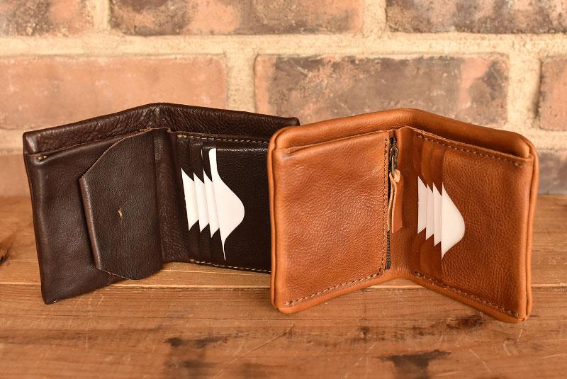 ユーフラテの二つ折り財布