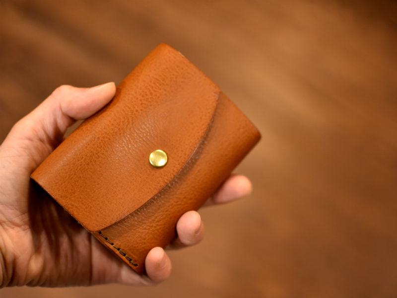ミネルバボックス カードサイズの小型財布