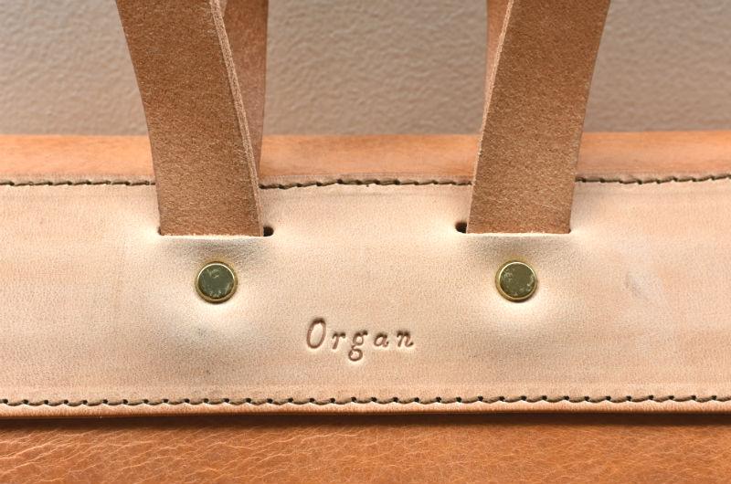 Organ刻印