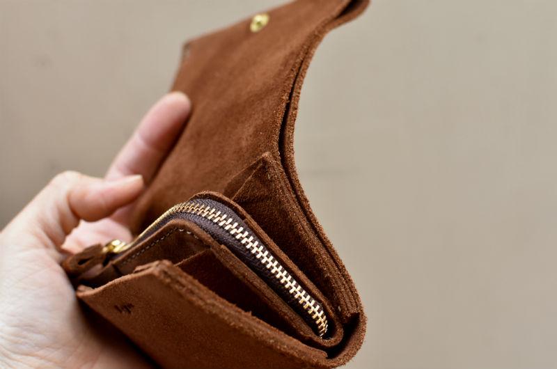クーズー財布