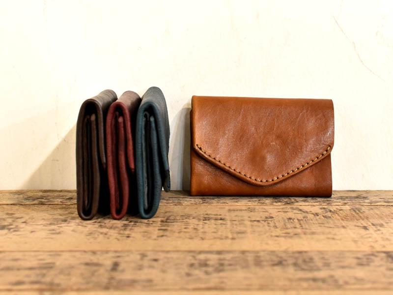 ユーフラテ ポケットに入るコンパクト財布