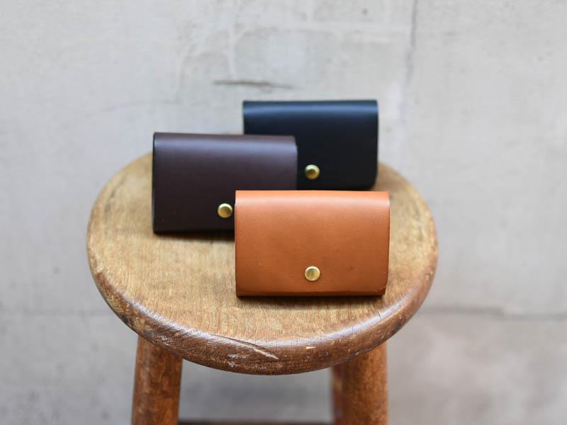 お財布3色