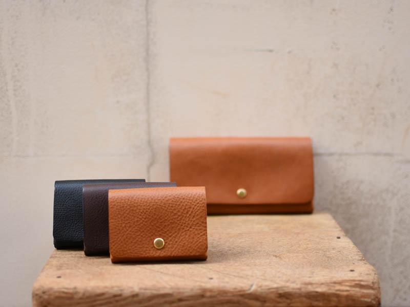 3色と長財布
