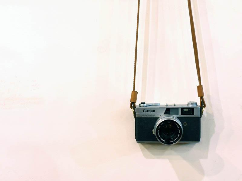 カメラ単体正面