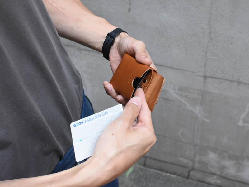 隠しカード