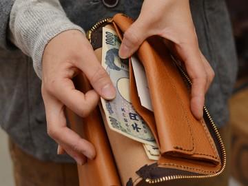 長財布 ビッグサイズ 収納