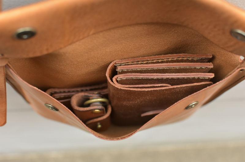 縦に長財布