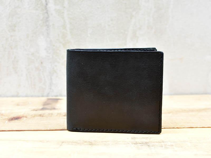かぶせ財布正面