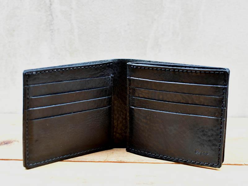 ボックス財布